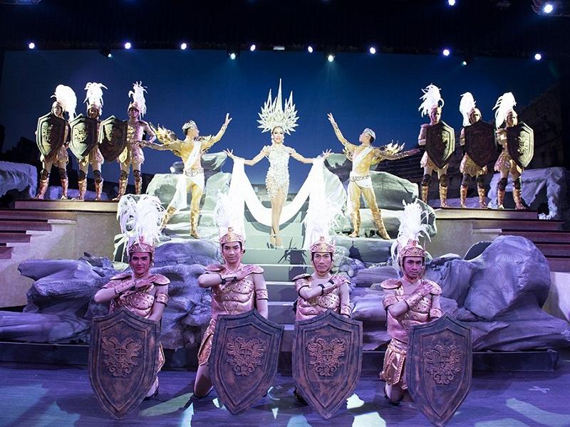 Cabaret Colosseum Show VIP