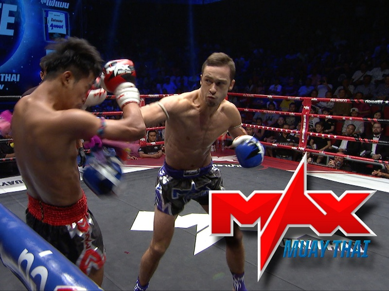 Max Muay Thai Boxing Pattaya