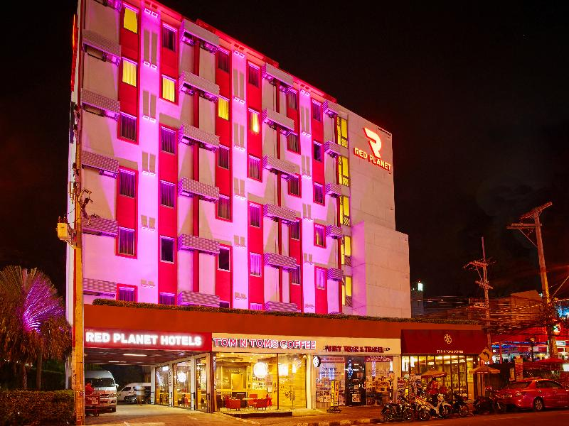 Red Planet Hotel Pattaya