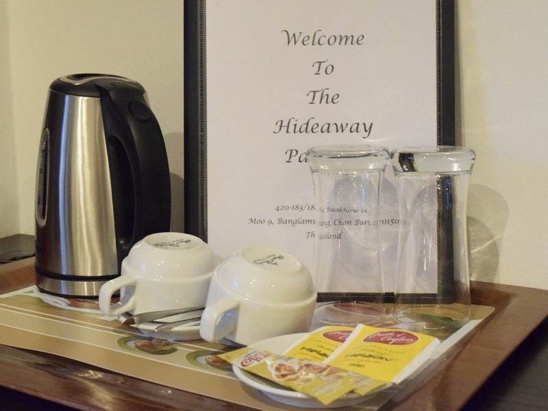 The Hideaway Guest House