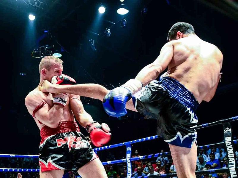 Max Muay Thai Boxing Pattaya