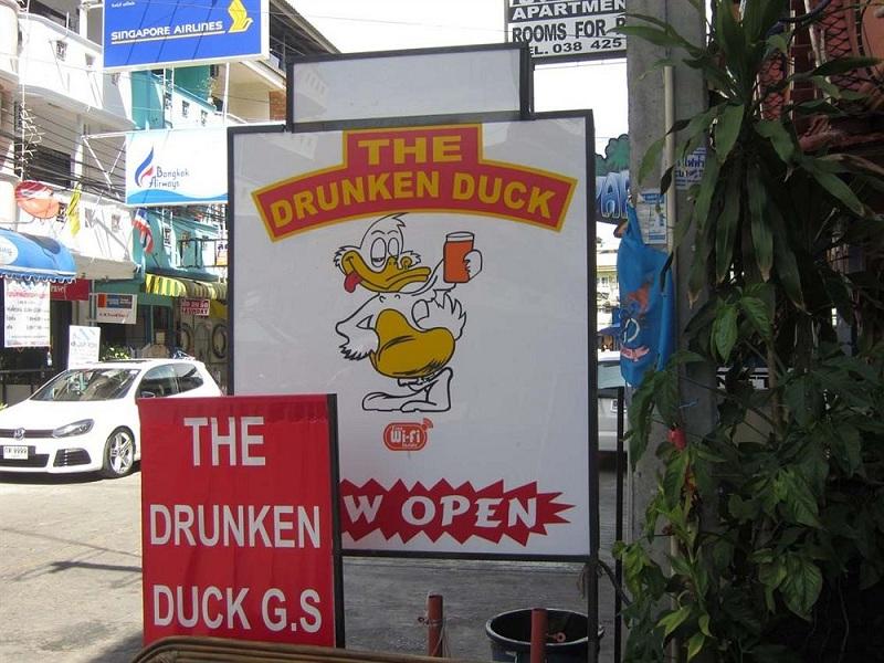 Drunken Duck Guesthouse