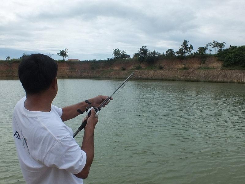 Giant Fishing Pattaya