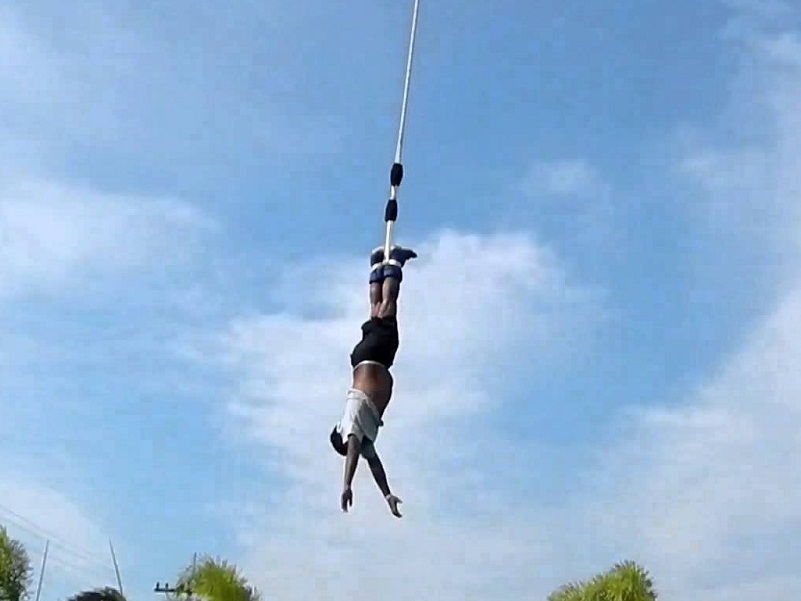 Bungy Jumping Pattaya