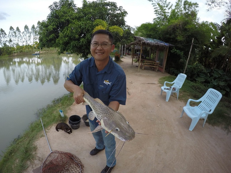 Amazon Fishing Pattaya