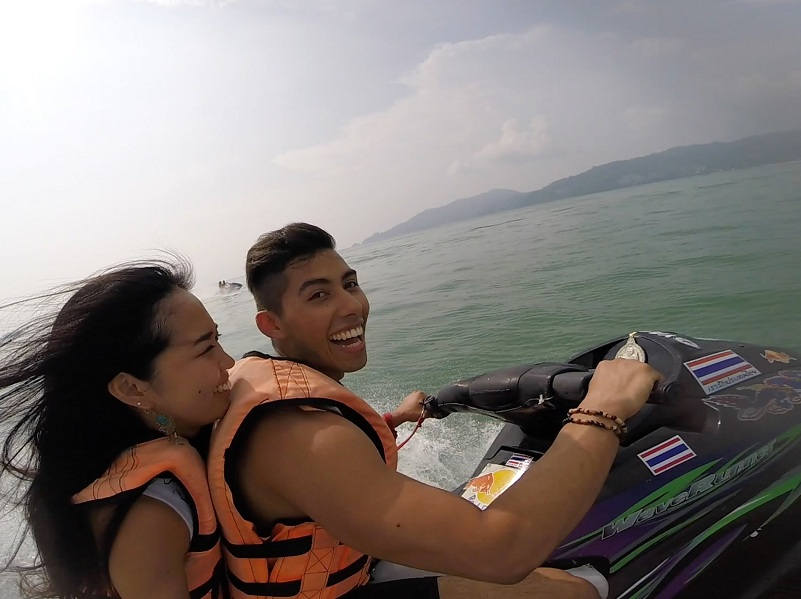 Pattaya Sea Adventure Tour