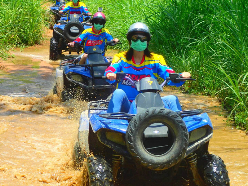 Pattaya Off-Road  Adventure (beginner ATV)