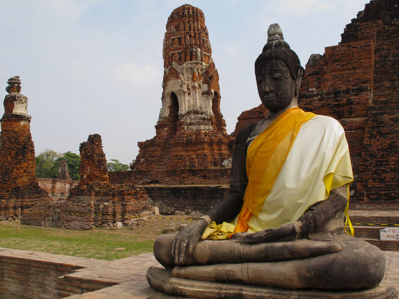 Ayutthaya Historical Park, Day Tour