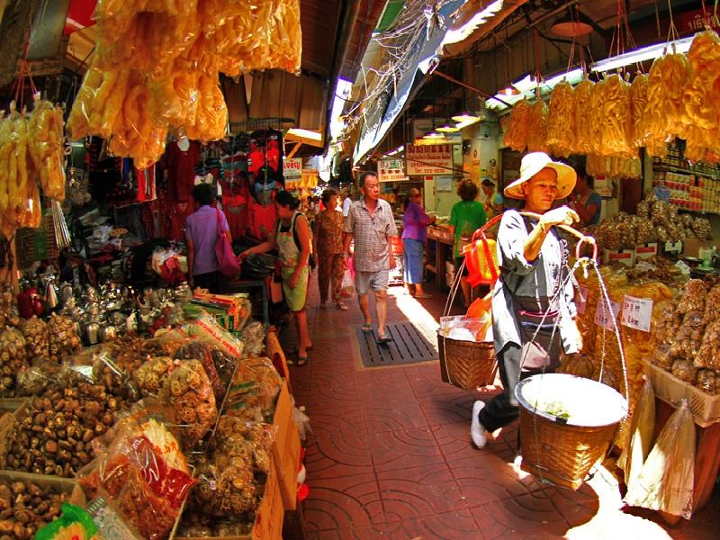 Bangkok One Day Tour (Departing from Pattaya)