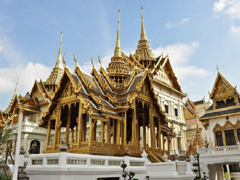 Bangkok One Day Tour (Departing from Pattaya)