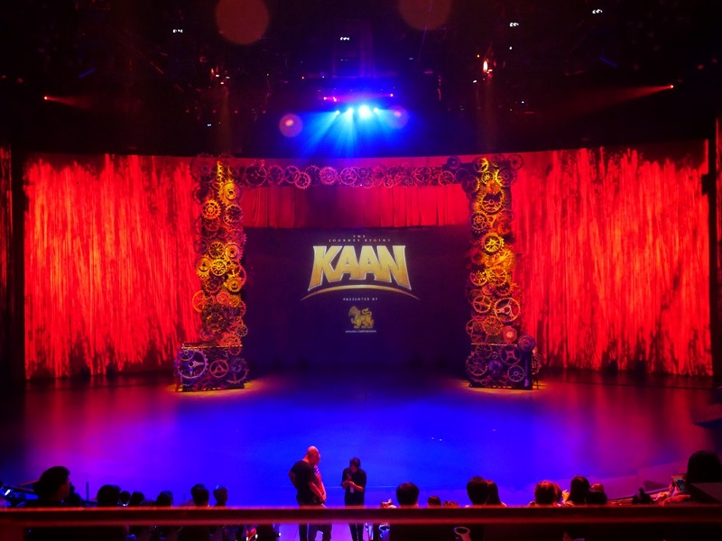 Kaan Show Pattaya - Star Zone
