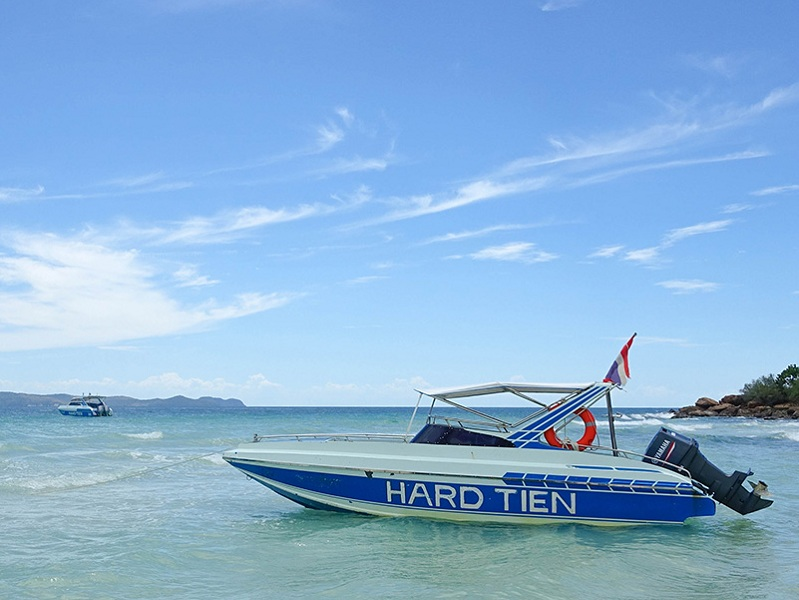 Coral Island Day Tour By Speed Boat